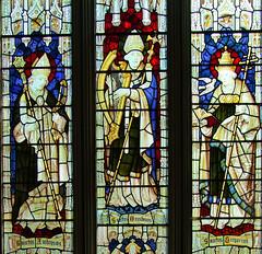 St Ambrose, St Dunstan, St Gregory