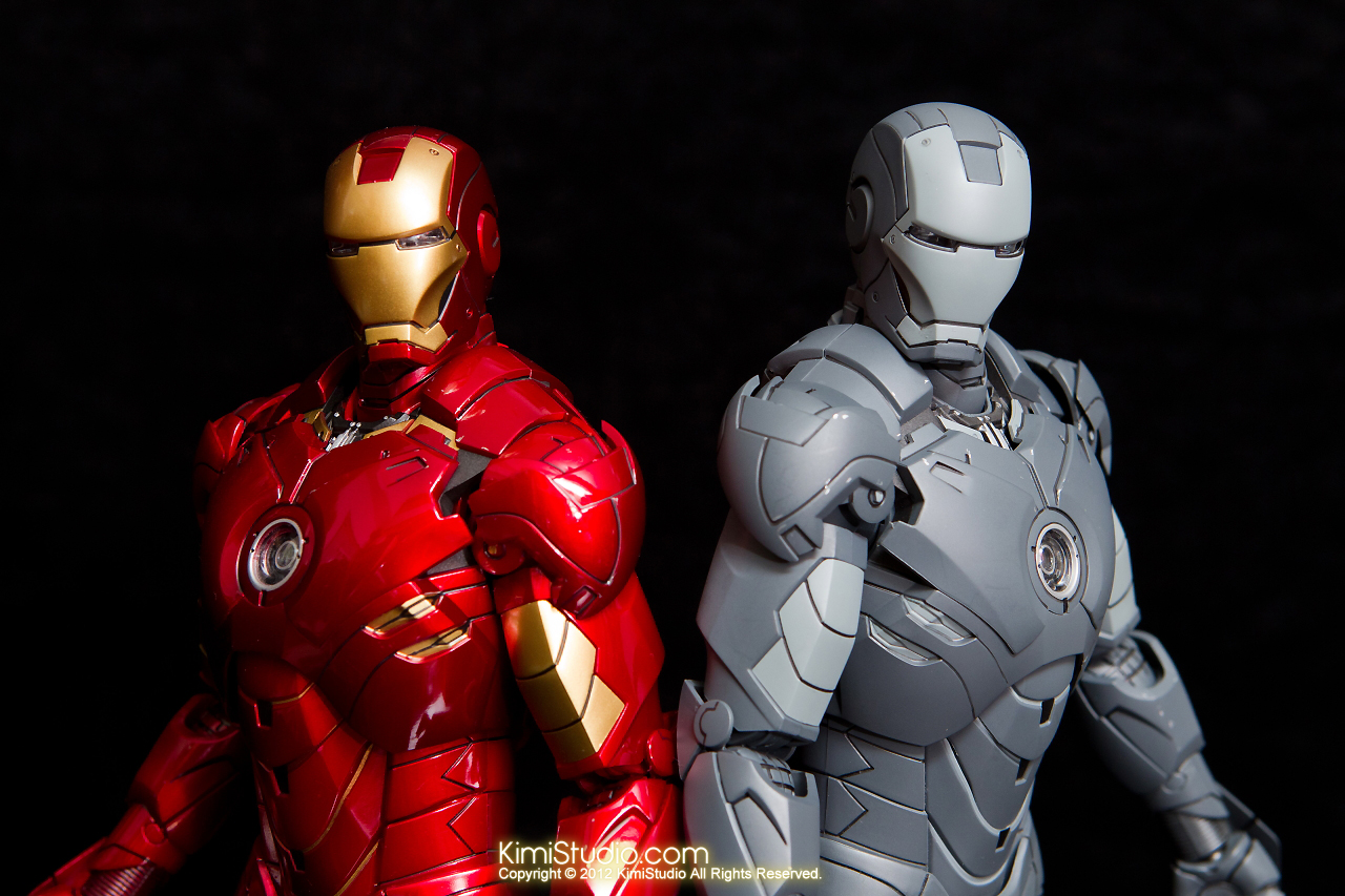 2012.09.13 MMS171 Hot Toys Iron Man Mark IV 異色版-039