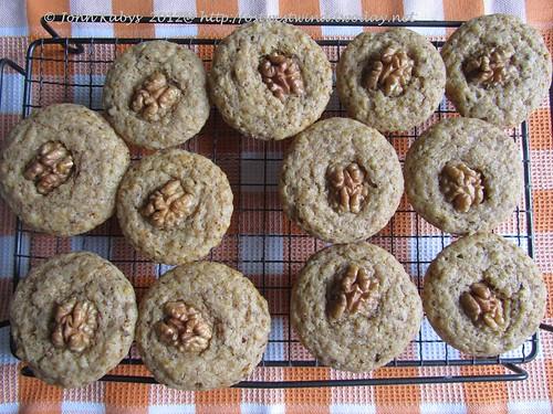 Walnuss-Muffins mit Ahornsirup  (2)