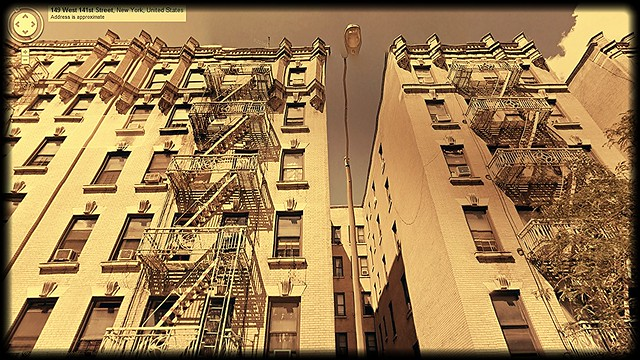 City Sights NY - Fire  Escapes