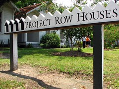 Project Row Houses (by: Carrie Sloan, creative commons)