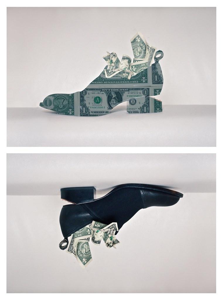 Shoe Step 1D x