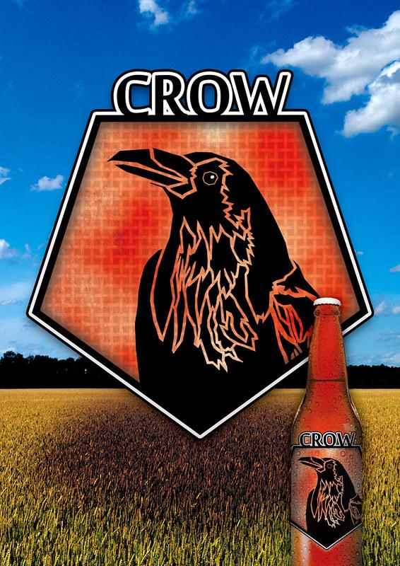 Crow Beer Design