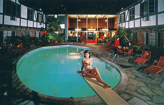 cockatoo hotel and restaurant hawthorne ca flickr. Black Bedroom Furniture Sets. Home Design Ideas