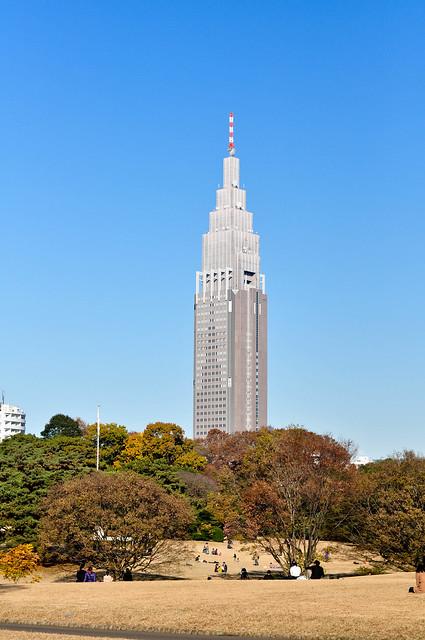 Shinjuku Gyoen (新宿御苑)