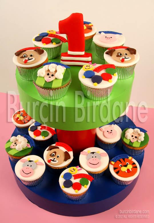 Baby Einstein Cupcake
