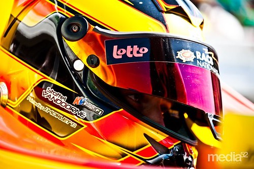 Stoffel Vandoorne Race 2 @ Hungaroring 2012