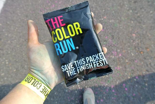 The Color Run 2012