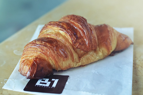 Croissant at B1 Bread Shop, Downtown Los Angeles