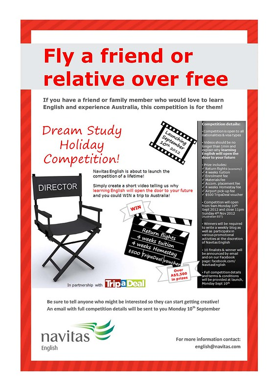 Dream Study Holiday Teaser Poster