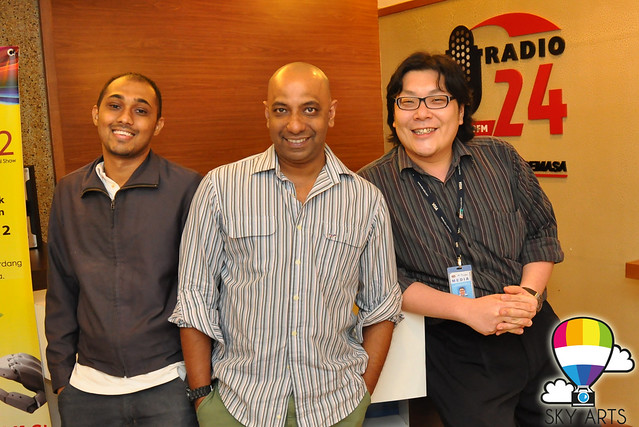 Bernama Radio Interview The Lounge TianChad Blogger Malaysia-4359