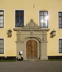 Ulriksdal slott portal