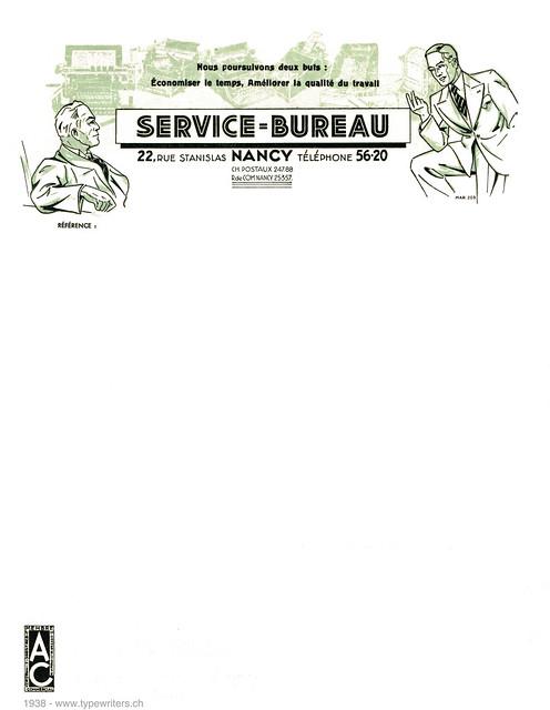 letterhead_service-bureau_1938