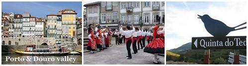 Porto and Douro valley
