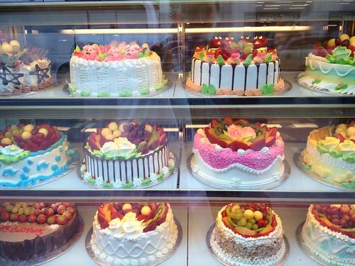 Mmmm cake!