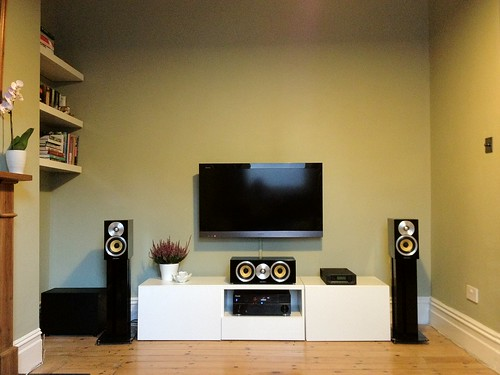 My Living Room System What Hi Fi