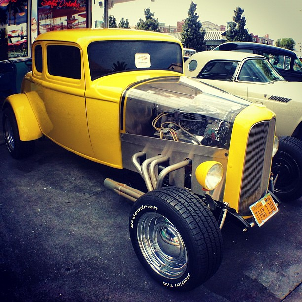 American Graffiti 32' Deuce Coupe