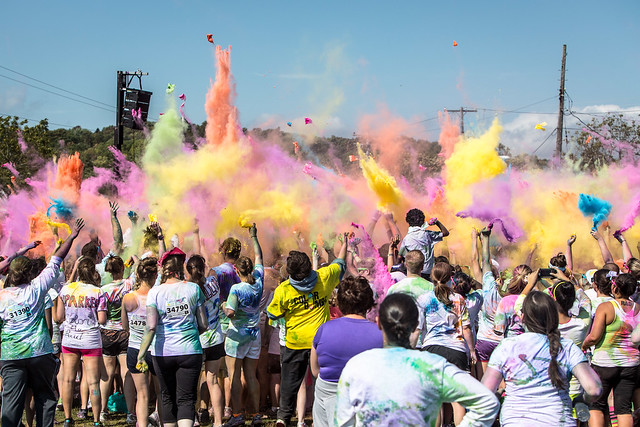 Color Me Rad 5K Run Albany - Altamont, NY - 2012, Sep - 02.jpg