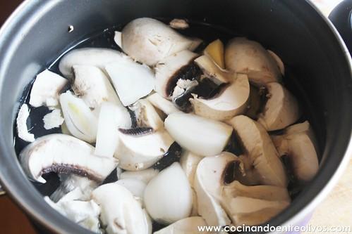 Crema de champiñones Prodieta (2)