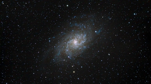 M33 - Combined 2011/12 data by Mick Hyde