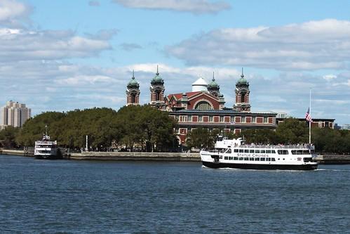 Next stop :  Ellis Island