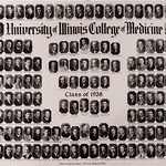 1938 graduating class, University of Illinois College of Medicine