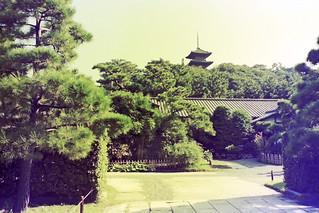 Sankeien Gardens in Yokohama