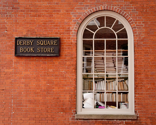 Derby Square Book Store by Dave Delay