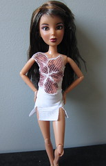 Project Project Runway Challenge #10 - I Get a Kick Out of Fashion