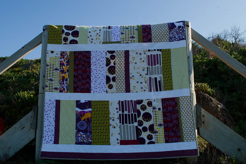 Scott and Sophie's quilt