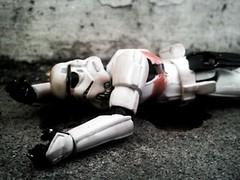 Image result for storm trooper dead