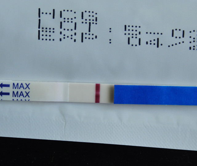 7 dpo with clomid