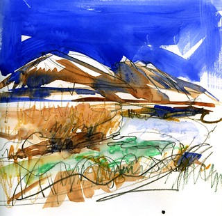 Pre-Iceland sketches 1