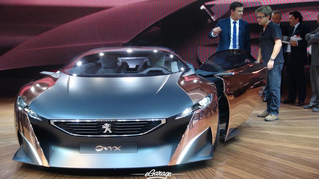 8034741081 8e61900ccf b eGarage Paris Motor Show Onyx