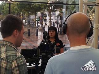 ICC Filming BSMC