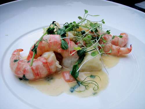 Gnocchi with Prawns