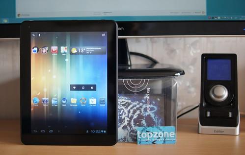 Pigus kiniškas iPad   10 colių Android 4.0 tablet