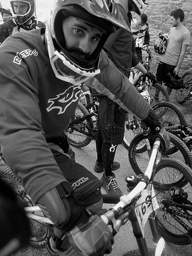 The Genti Koule Downhill Urban Bike Race - Thessaloniki, Greece by Teacher Dude's BBQ