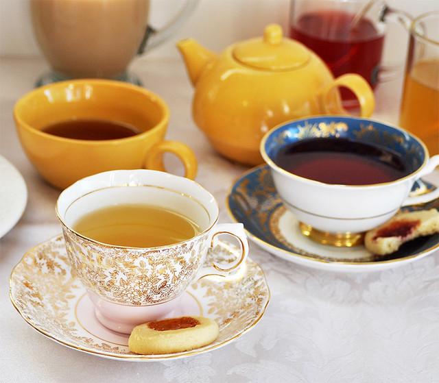 Ginger Tea - Cinnamon Apple Tea