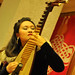 Li Zhumei playing Pipa