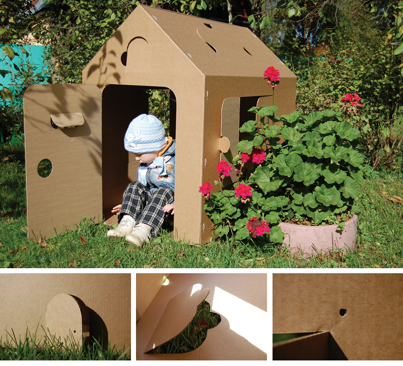 Cardboard playhouse_003