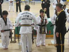 TKD Competition