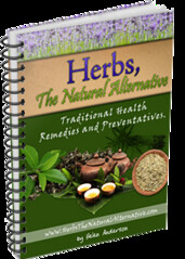 Herbs The Natural Alternative