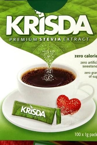 Krisda: Premium Stevia Extract