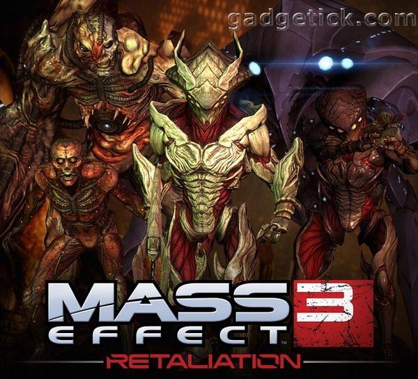 Новый DLC Mass Effect 3