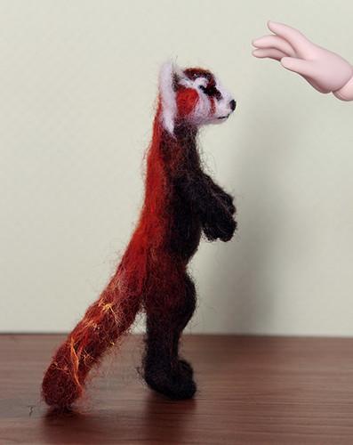 Handmade Red Panda