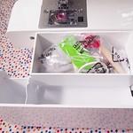 marchewkowa, blog, szycie, krawiectwo, maszyna do szycia, Texi Ballerina, Strima.com, komputer, nawlekacz, 200 ściegów, opinie, recenzja