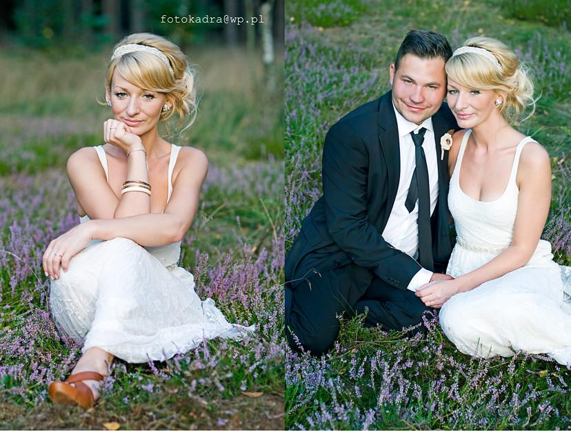 sesja ślubna Oli i Lukasz