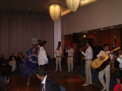 Celebración del 202 Aniversario de la Independencia de México en Frankfurt