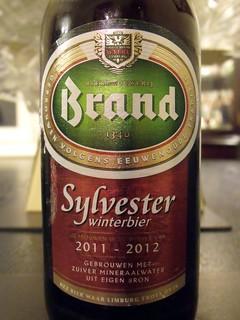 52 beers 5 - 06, Brand, Sylvester winterbier 2011 - 2012, Holland